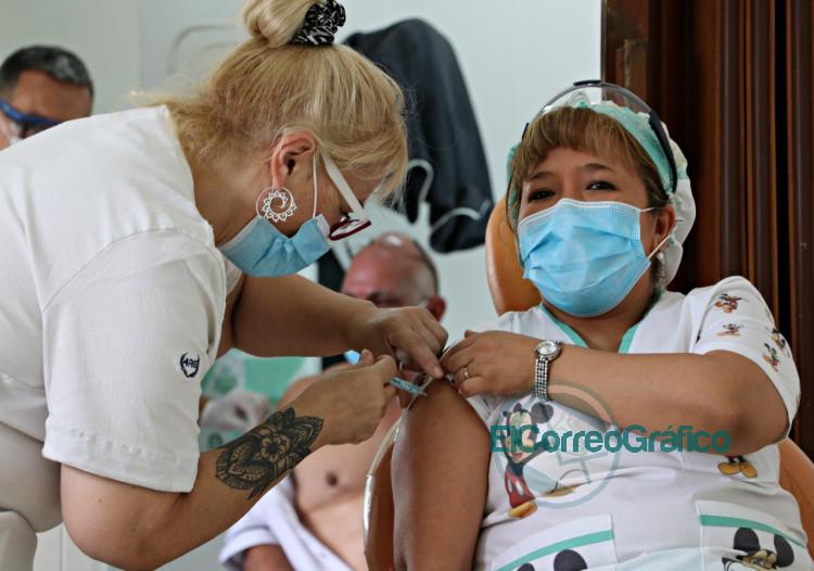 La vacuna rusa contra el COVID-19 se aplicó en Ensenada 2