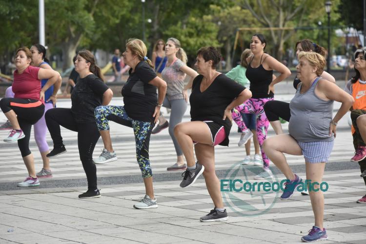 Actividades fisicas y deportivas gratuitos en espacios publicos 3