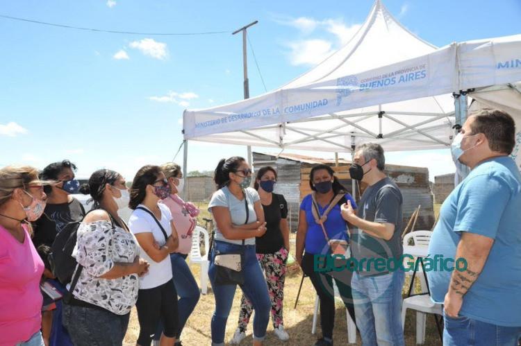 Avanza el Plan de Urbanizacion Integral de Los Hornos