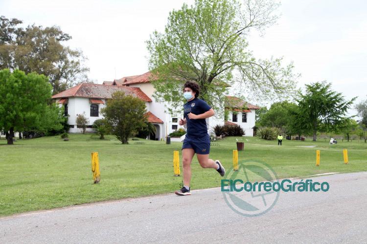 Clases de funcional aerobox y entrenamiento mixto en el Parque Ecologico 1