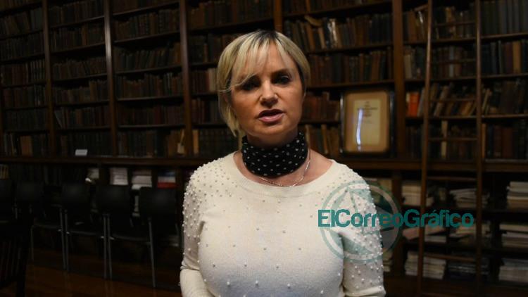 Claudia Perandones