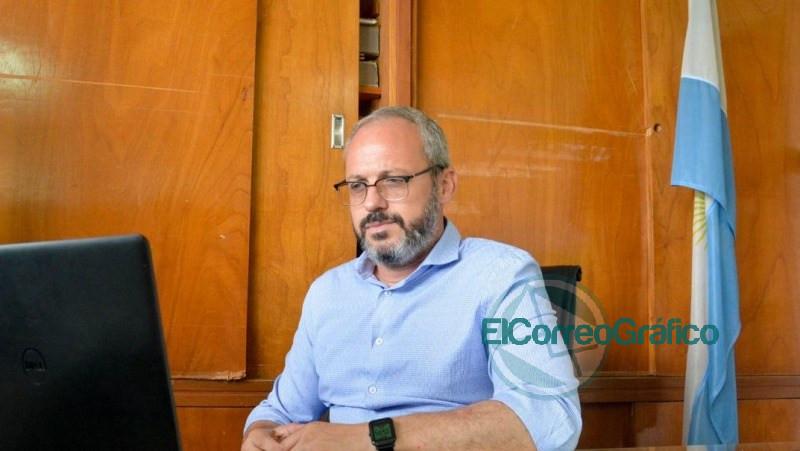Director provincial de Hospitales Juan Riera