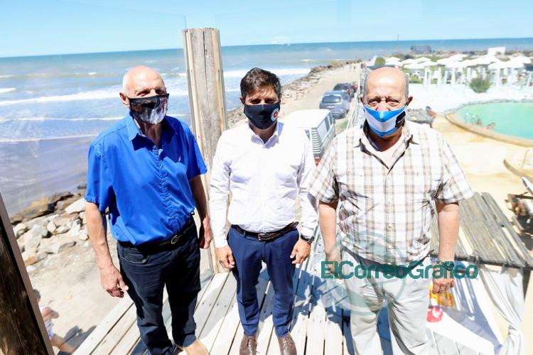 Kicilloff San Clara del Mar Mar Chiquita intendentes 05