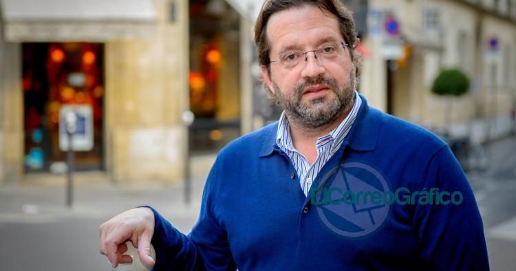 Marco Lavagna Foto Clarin