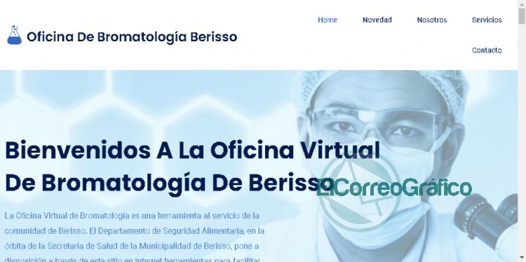 Oficina de Bromatologia Berisso – Municipalidad de Berisso