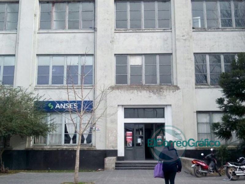 Oficina de Cooperativas que se ubican en Avenida Montevideo y 2 Segundo Piso