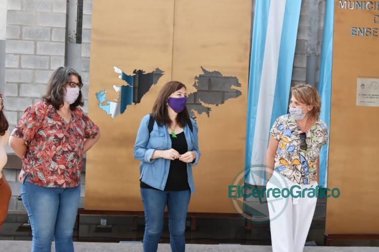 Presentacion de la Campana Argentina unida contra las violencias en Ensenada y Berisso 1