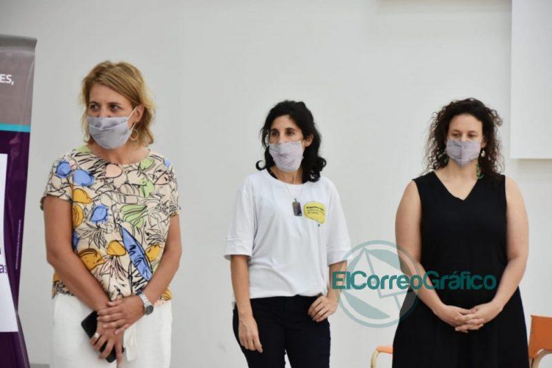 Presentacion de la Campana Argentina unida contra las violencias en Ensenada y Berisso 4