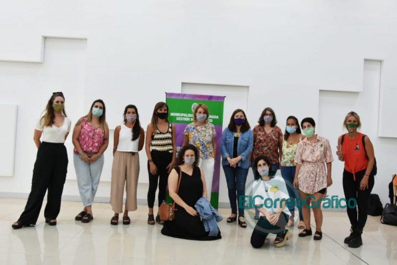 Presentacion de la Campana Argentina unida contra las violencias en Ensenada y Berisso 5