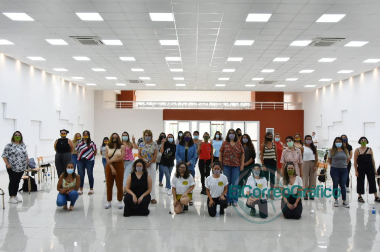 Presentacion de la Campana Argentina unida contra las violencias en Ensenada y Berisso 6