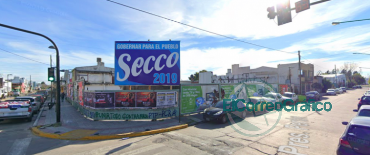 Presidente Peron y La Merced Ensenada