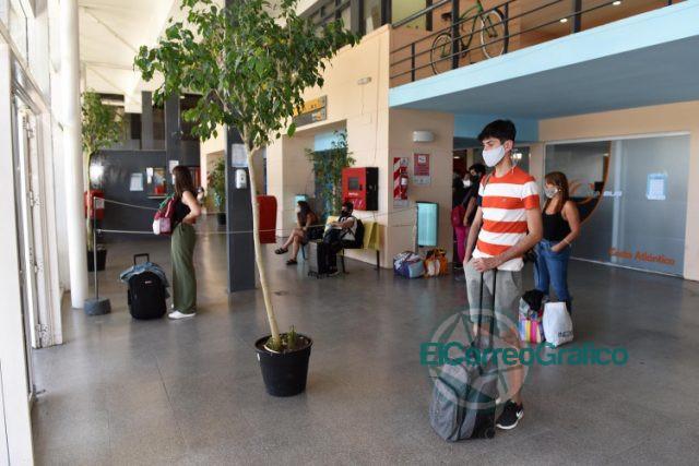 Protocolos sanitarios en la Terminal para los viajes en omnibus 3