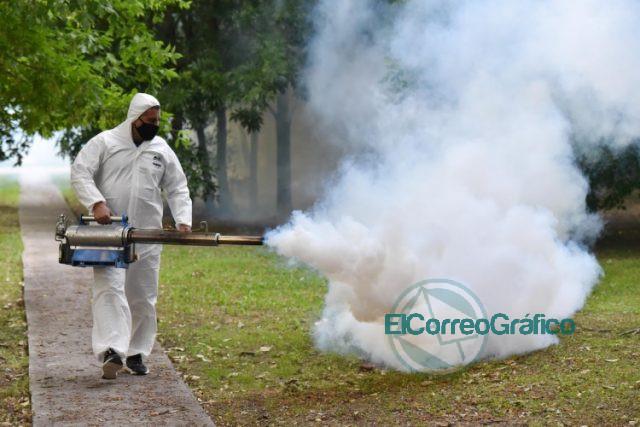 Refuerzan los operativos de fumigacion y concientizacion contra el dengue 1