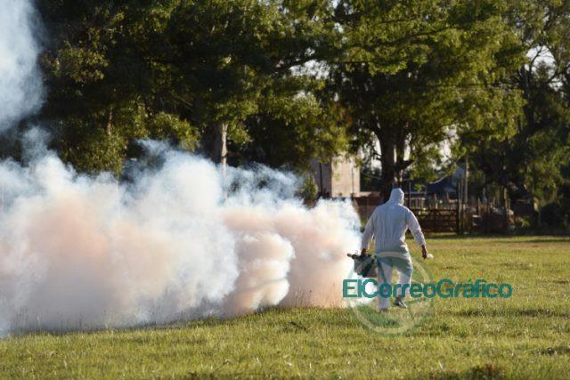 Refuerzan los operativos de fumigacion y concientizacion contra el dengue 2