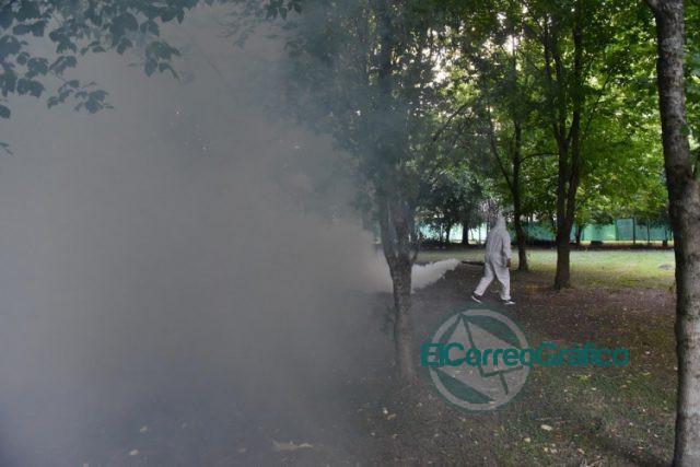 Refuerzan los operativos de fumigacion y concientizacion contra el dengue 3