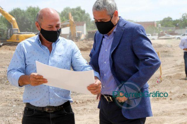 Secco rubrico un plan de viviendas en Punta Lara 2