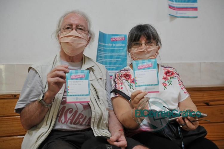40 mil bonaerenses mayores de 60 anos ya recibieron la vacuna contra el Covid 19 3
