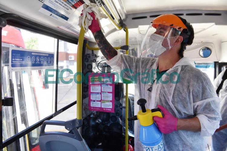 Aumentan las frecuencia del transporte publico por el inicio de clases