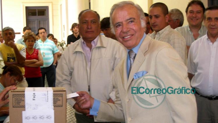 Carlos Saul Menem 3