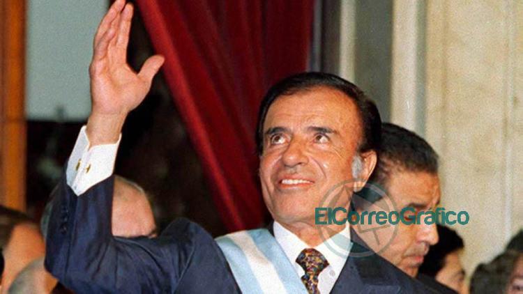 Carlos Saul Menem 6