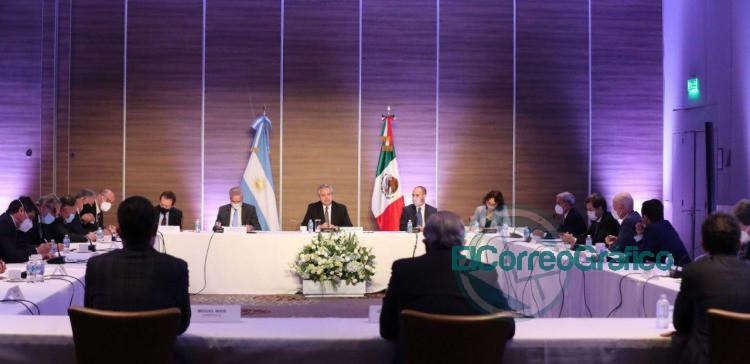 Fernández se reunió con empresarios mexicanos que tienen inversiones en la  Argentina | El Correo Gráfico