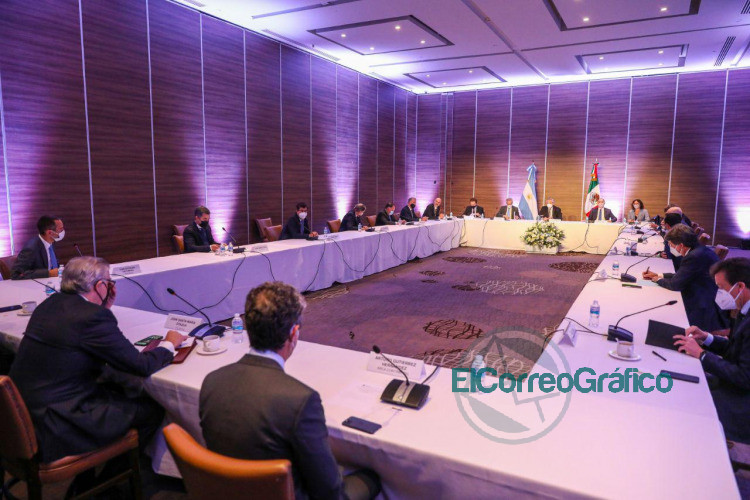 El Presidente se reunio con empresarios mexicanos que tienen inversiones en la Argentina 2