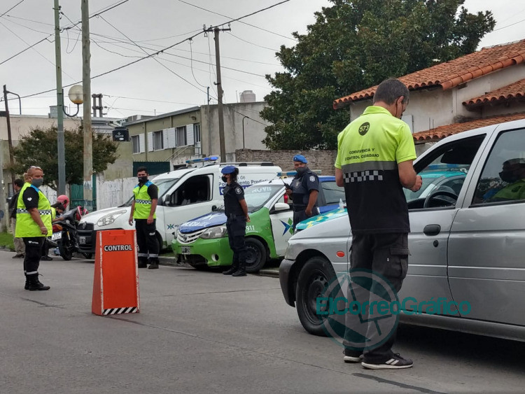 Este fin de semana secuestraron mas de 30 vehiculos en La Plata 2