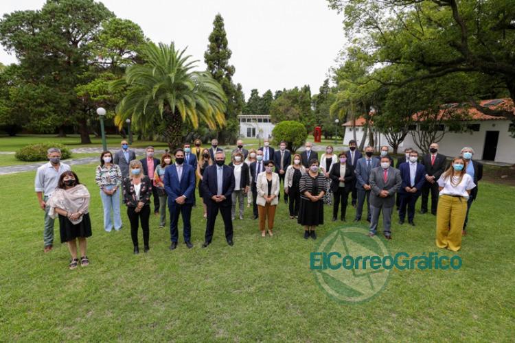 Fernandez se reunio con el Consejo Federal de Educacion por el etorno a las clases presenciales