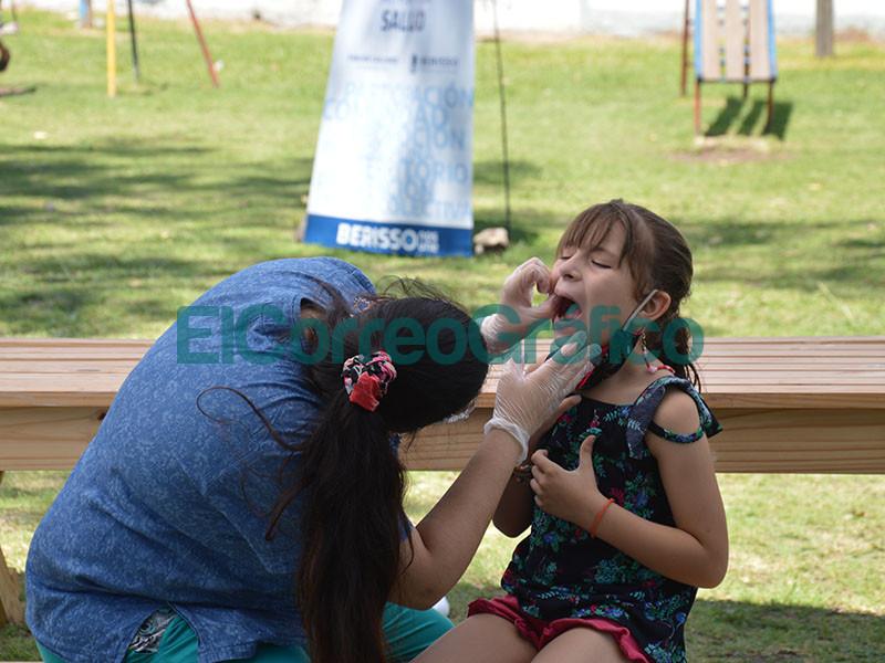 Jornada Integral de Salud Comunitaria en Villa Progreso