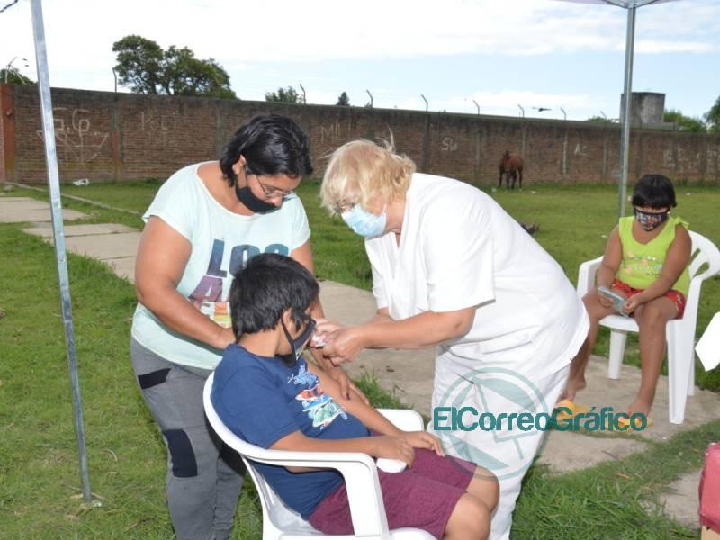 Jornada integral de Salud en el Barrio Obrero 3
