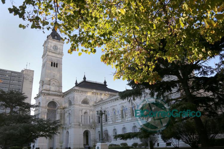 Palacio Municipal de La Plata