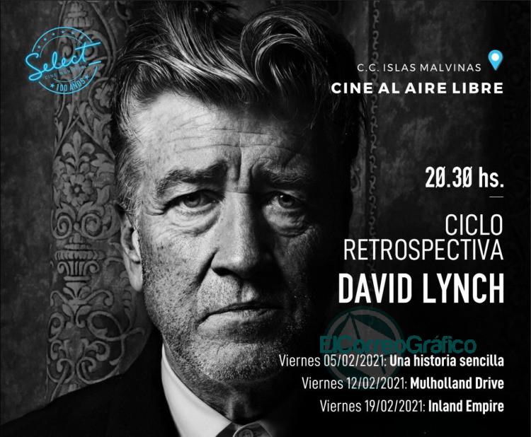 Proyectaran el film Mulholland drive un clasico de David Lynch