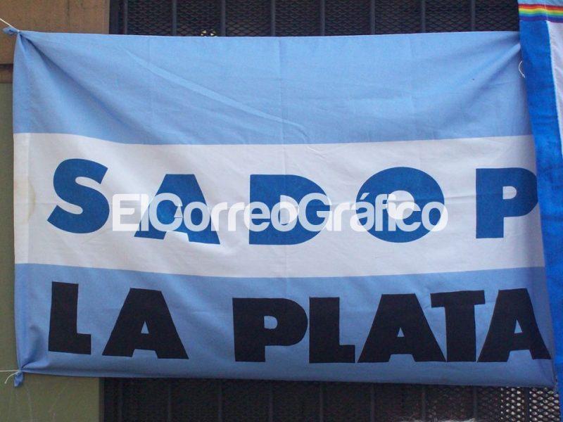 SADOP La Plata bandera