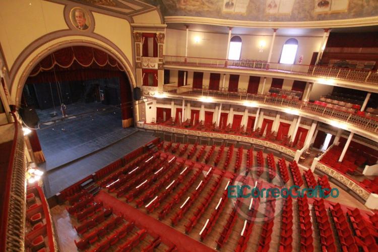 Teatro Municipal Coliseo Podesta