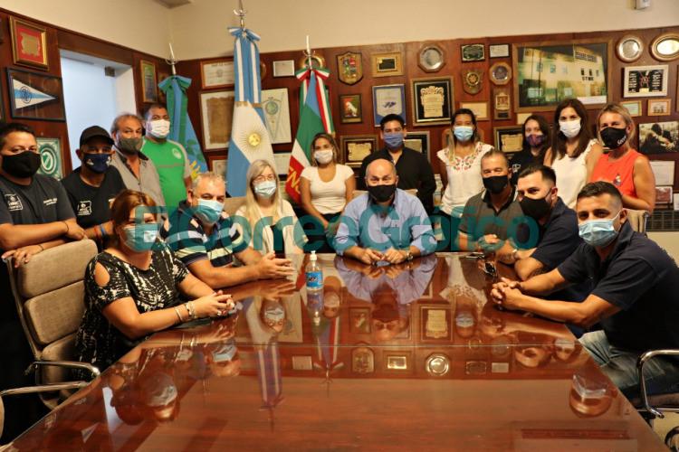 de aumento salarial para los municipales de Ensenada