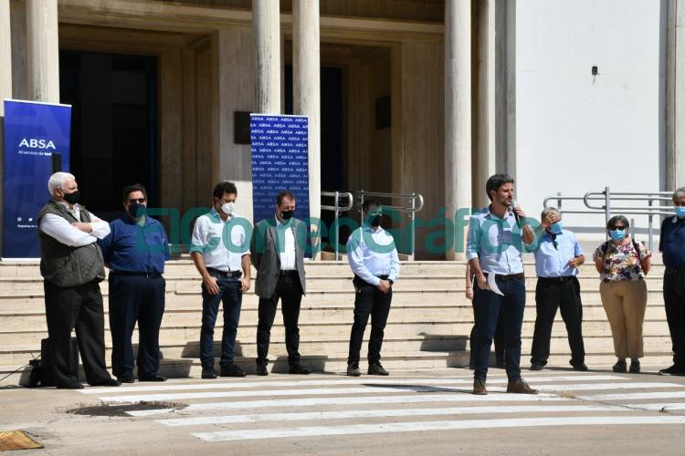 ABSA inauguro el Bosque de la Memoria en homenaje a desaparecidos en la dictadura 3