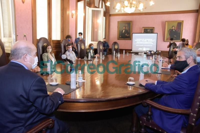 Acuerdo con Nacion para financiar nuevas viviendas para trabajadores No Docentes 3