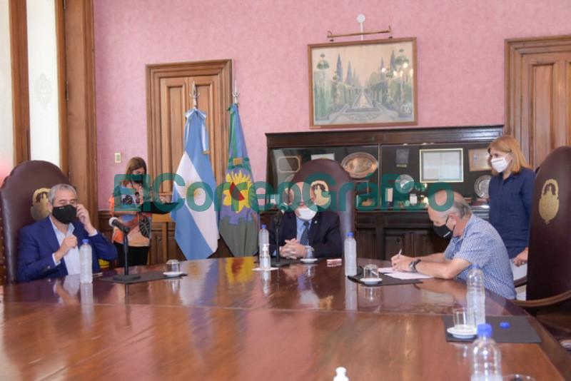 Acuerdo con Nacion para financiar nuevas viviendas para trabajadores No Docentes 4
