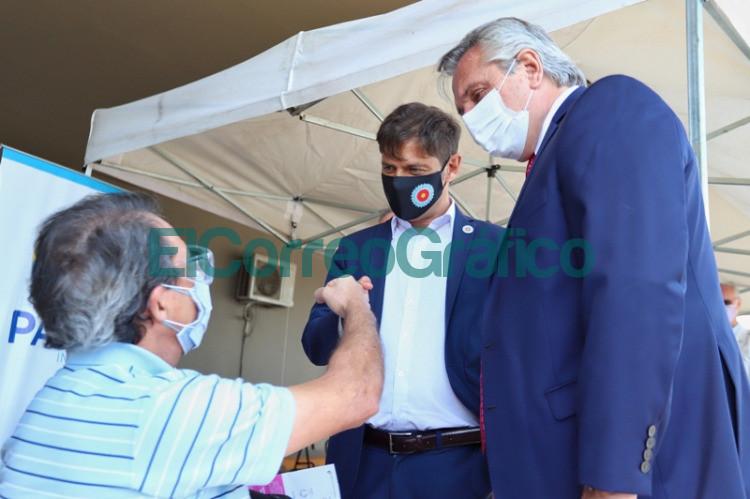 Argentina supero el millon de personas inmunizadas contra el Covid 19 1
