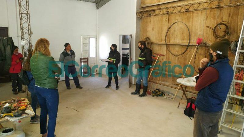 Avanzan en la formalizacion de productores familiares en Berisso 2 1