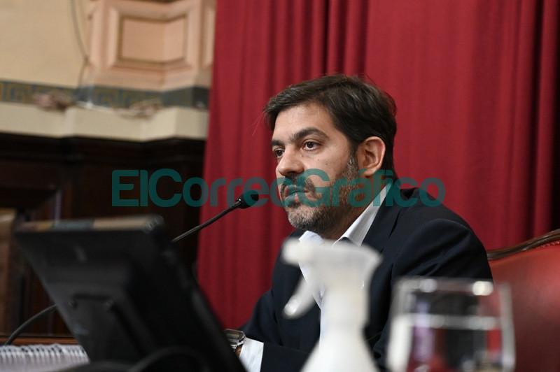Bianco presento el informe del Ejecutivo ante la Bicameral de la Legislatura 04 1
