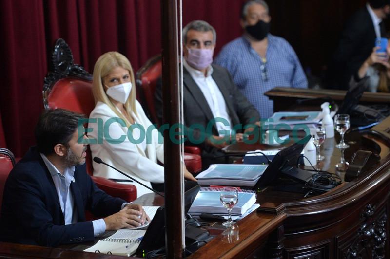 Bianco presento el informe del Ejecutivo ante la Bicameral de la Legislatura 10