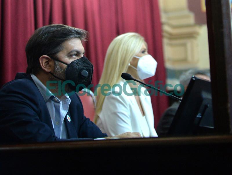 Bianco presento el informe del Ejecutivo ante la Bicameral de la Legislatura 18