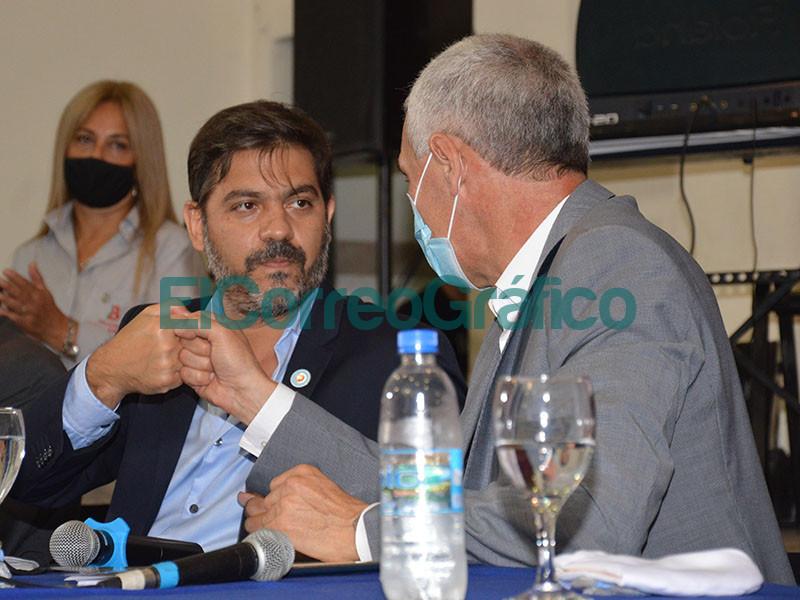 Cagliardi chapurreo mucho en su discurso de apertura de Sesiones Ordinarias del Concejo Deliberante 6