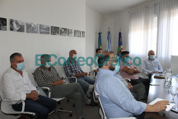 Capacitacion sobre la Ley Micaela a funcionarios del Ejecutivo municipal 1