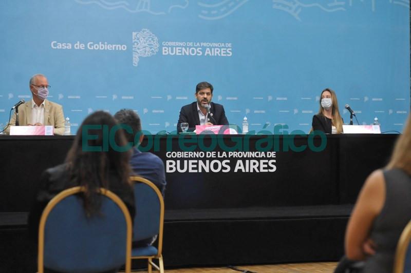 Conferencia Informe Epidemiologioco PBA 2
