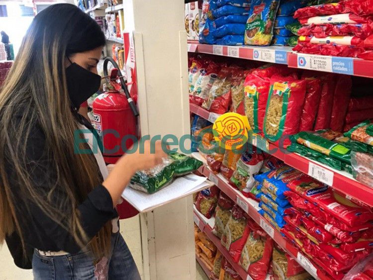 Control de precios en la cadena de supermercados DIA 4