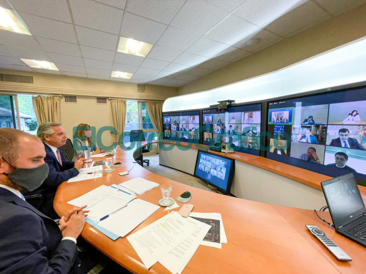 El Presidente invito a 18 fondos de inversion soberana a que vuelquen su mirada en la Argentina 1
