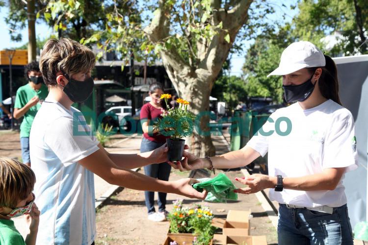 El sabado vuelve el Eco Canje a Parque Alberti
