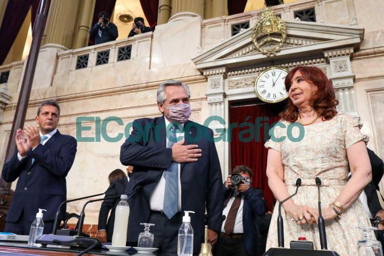 Fernandez anuncio que denunciara al gobierno de Macri y que se limitara el poder de la Corte Suprema
